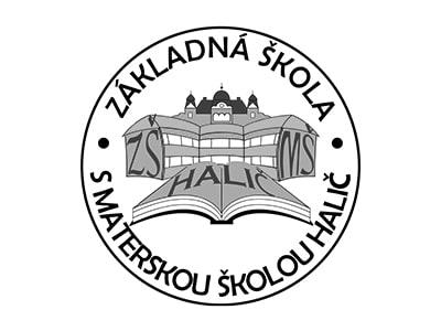 Základná škola s materskou školou Halič | Elektronická nástenka Proxia.Live