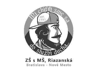 Základná škola s materskou školou Riazanská, Bratislava | Elektronická nástenka Proxia.Live